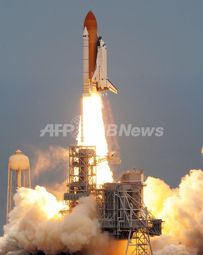 中国の衛星破壊による宇宙ゴミ、アトランティスのそばを通過 回避は不要