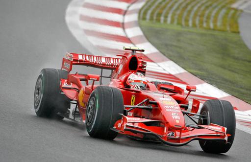 ライコネン 日本GPは3番グリッドからのスタート