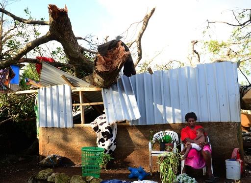 バヌアツ人口半数がサイクロンで被害、国連