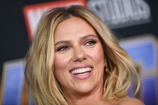 スカーレット・ヨハンソン、「最も稼いだ女優」2年連続で1位