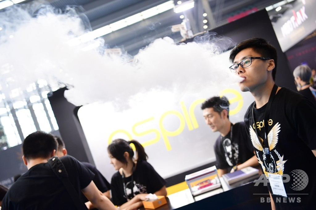 見た目が「お菓子」や「USB」 難しい店舗の電子たばこ規制 中国