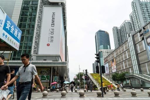 中国、深センの開発計画発表 「香港より良い場所に」