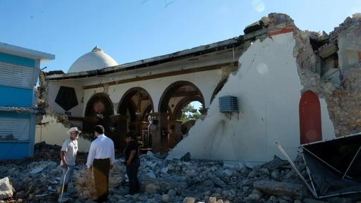 動画:米領プエルトリコで連日の地震、1人死亡 被災地の映像