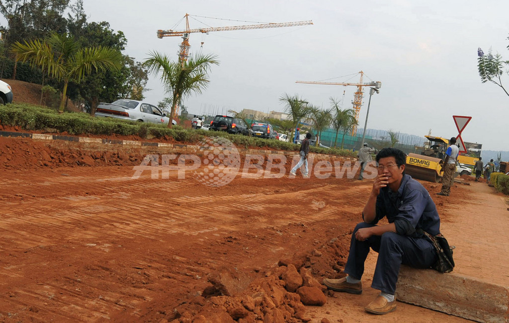 大虐殺乗り越え「アフリカのシンガポール」へ、ルワンダの首都キガリ