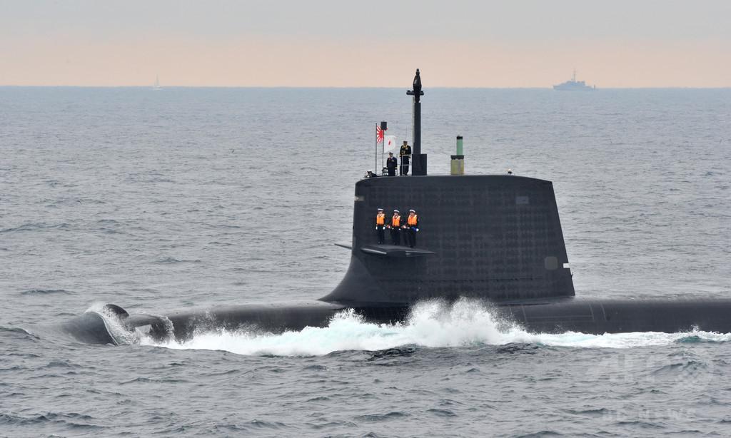豪次期潜水艦計画、日本が「ステルス技術の共有」を保証と豪紙