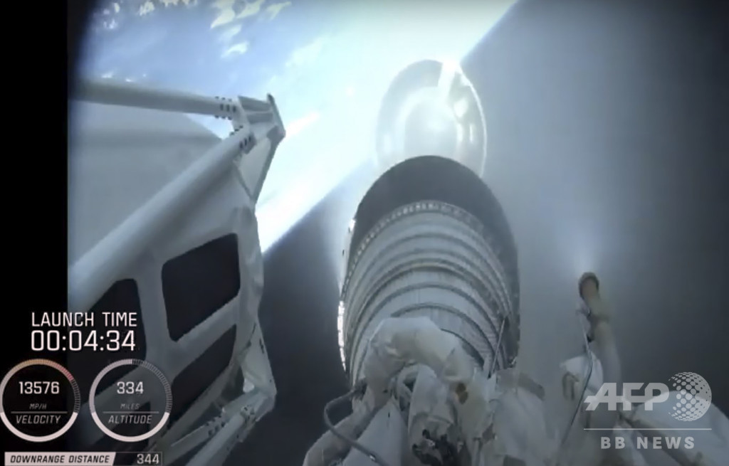 米火星探査車、打ち上げ後に技術的問題 NASA発表