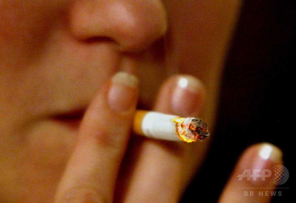 胎児のDNA、妊婦の喫煙で変化 大規模調査で確認