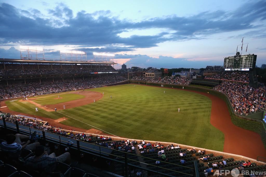 カブス本拠地が国定歴史建造物に指定、MLB球場で2例目