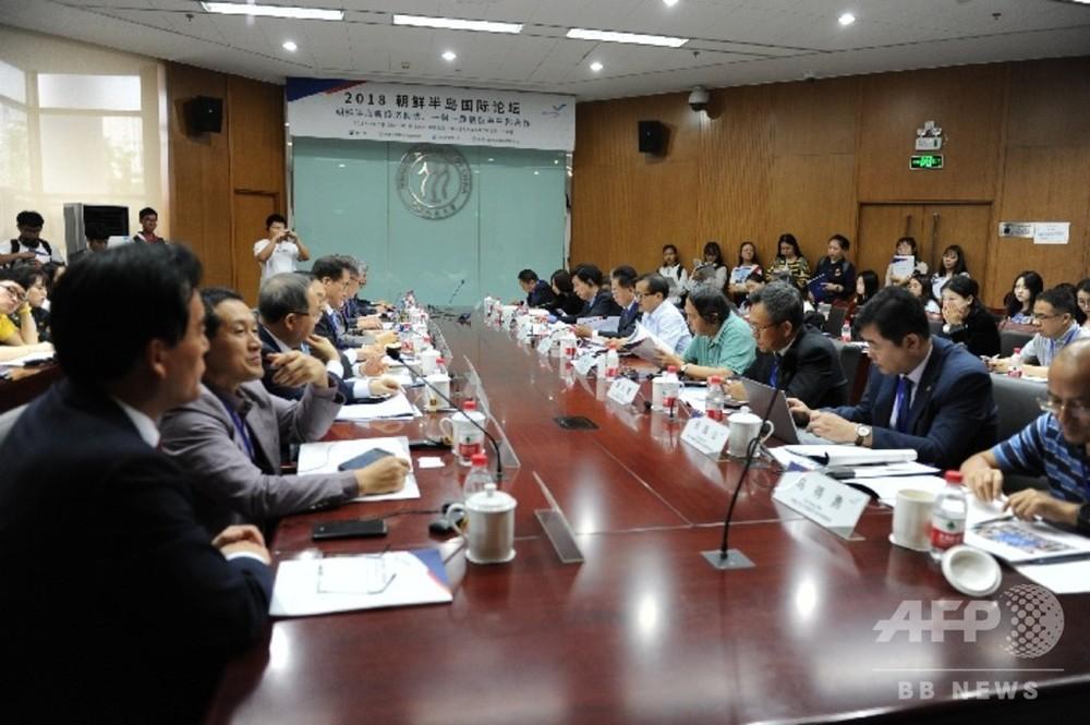 中韓両国の専門家、朝鮮半島経済協力で新たな計画を討論