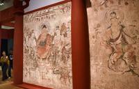 現代によみがえる遺跡 「クローン文化財」展始まる 東京
