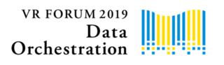 VR FORUM 2019~Data Orchestration~を2019年2月13日-14日の2日間にわたり開催