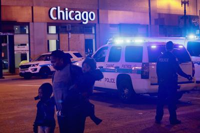 米シカゴの病院で発砲、容疑者の男含む4人死亡