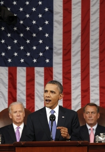 オバマ大統領、4470億ドルの雇用対策発表