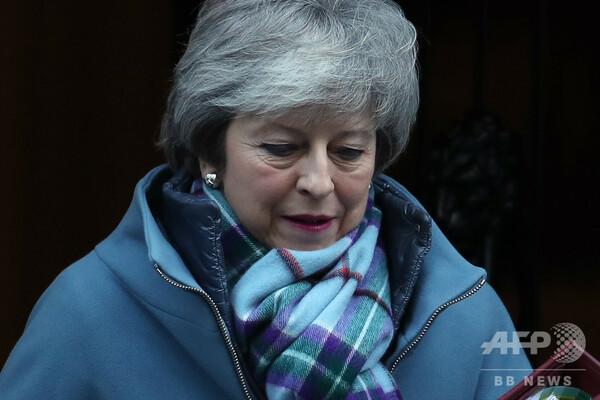 EU、英との再交渉否定 離脱協定案の変更めぐり