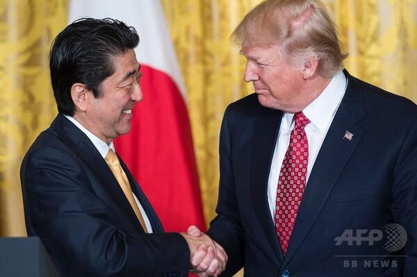 日米両首脳、尖閣への安保条約適用を確認