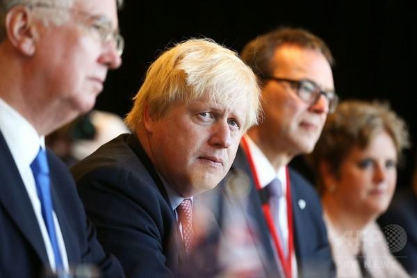 英国、EU離脱後はアジアで存在感強化へ 軍配備も検討と英外相