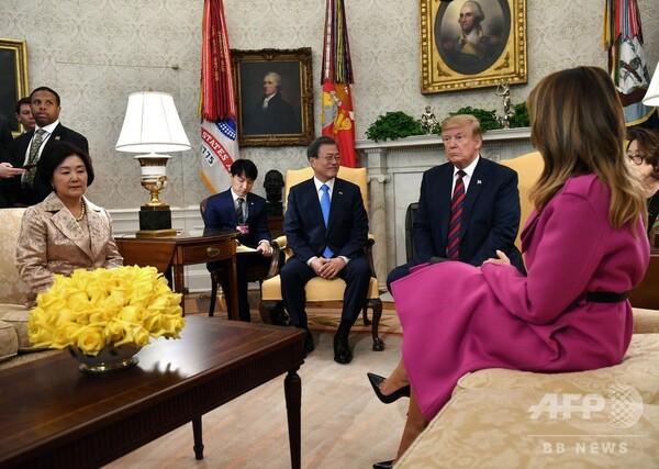 米韓首脳、金委員長との3度目の会談協議へ