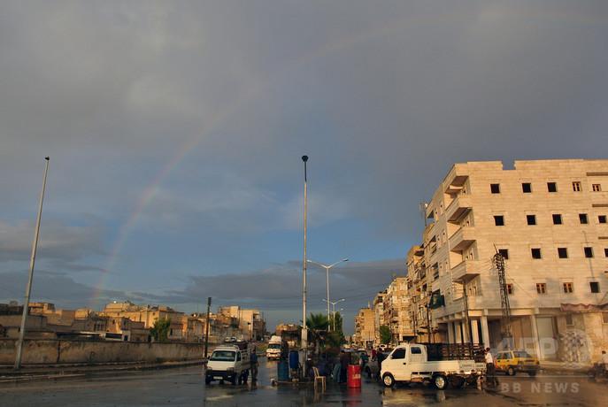 「シリアは絶好の空爆日和」 露国営テレビが天気予報