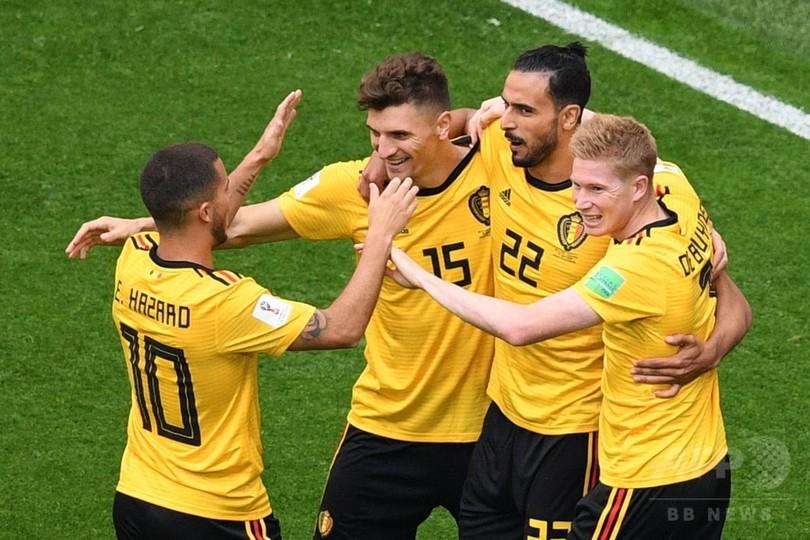 ベルギーが同国史上初の3位、イ...