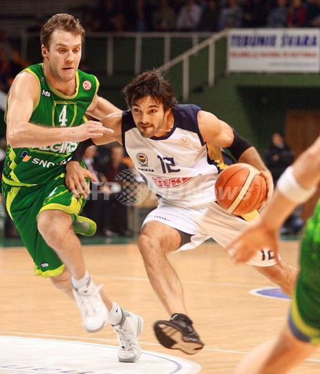 バスケットボール ユーロリーグ...