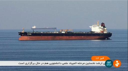 中東でタンカー2隻に攻撃か、米艦隊に救難信号 44人救助の情報も