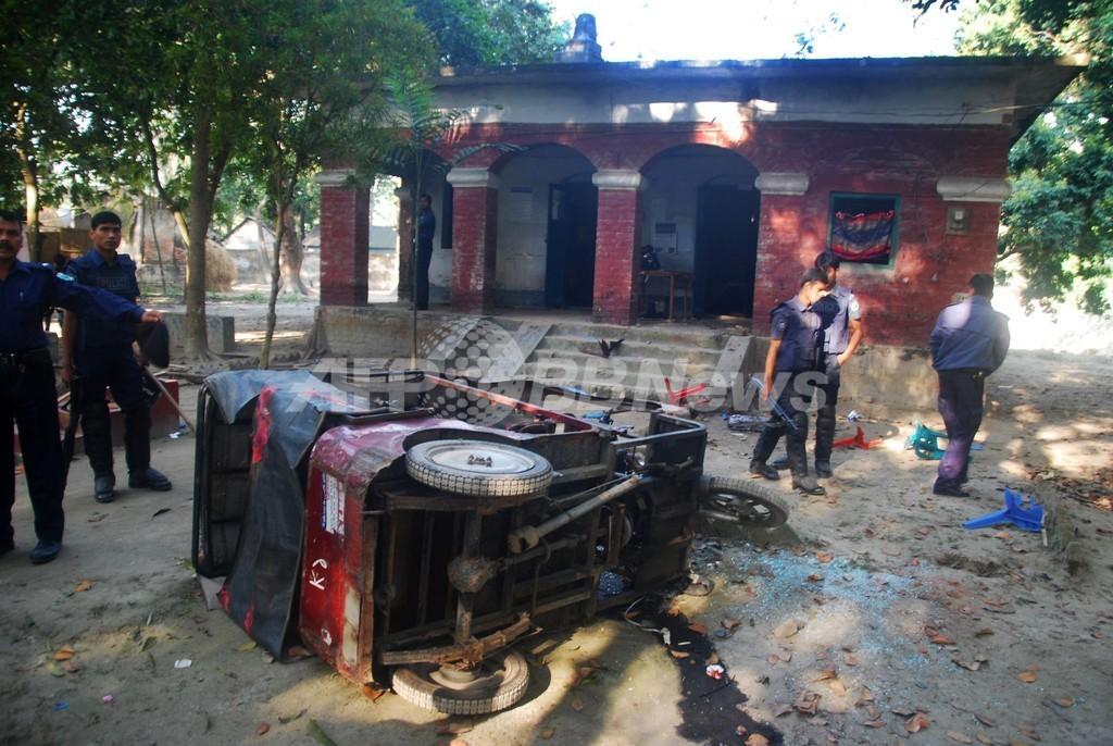 戦犯法廷めぐる暴動で死者52人に、バングラデシュ