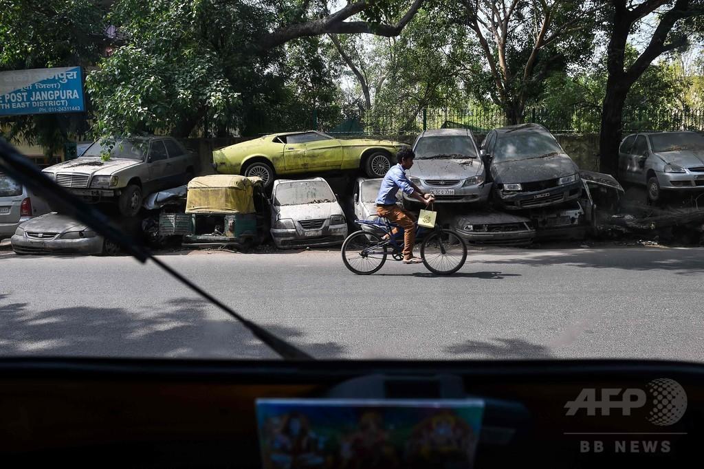 1時間に平均17人が交通事故死、インド