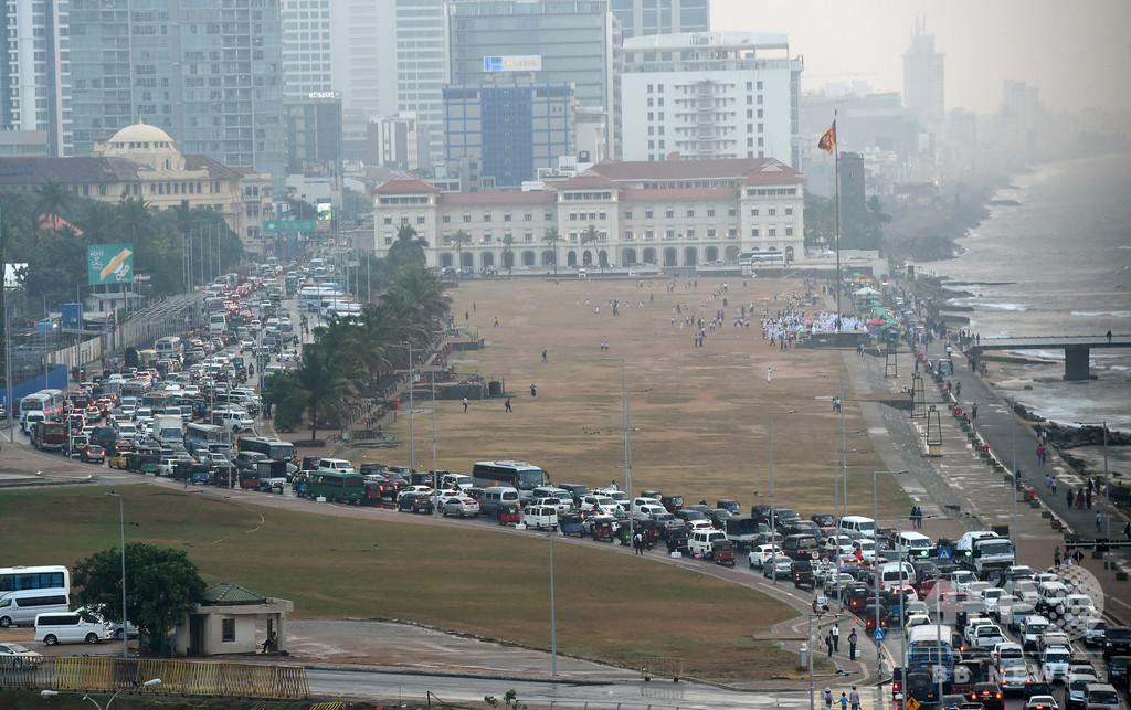 JICA、スリランカの都市交通システムに300億円の円借款 渋滞緩和目指す