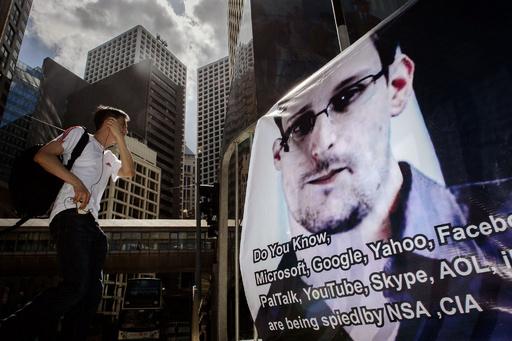 モスクワで姿消したスノーデン容疑者、行方めぐり飛び交う臆測