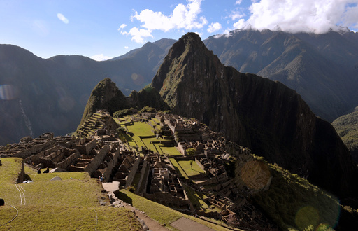 マチュピチュ遺跡でヌード撮影横行、ペルー当局が監視強化