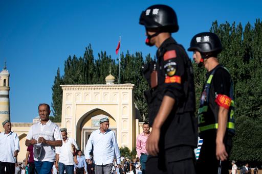 ウイグル人に「情け容赦は無用」、中国政府の内部リークで新事実明らかに 米報道