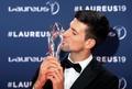 ジョコが年間最優秀選手に、大坂は躍進賞で日本人初選出 ローレウス賞