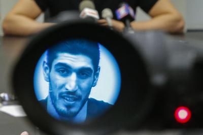 元NBAのターコルー氏「政治的中傷だ」、トルコによる暗殺恐れるニックス選手に反論