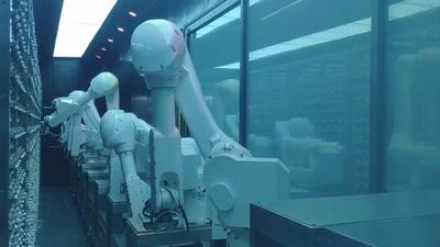 動画:まるでSF? 飲食業の未来を変える「ブラックテクノロジー」