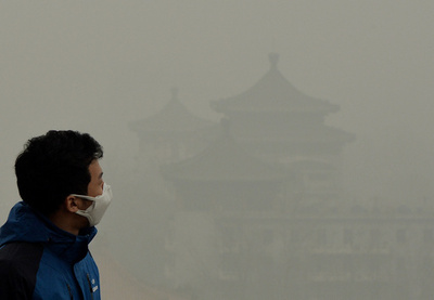 パナソニック、中国駐在員の手当増額へ PM2.5問題踏まえ