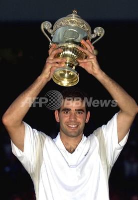 【写真特集】ウィンブルドン選手権、男子シングルス歴代優勝選手 2000年以降