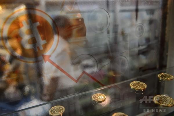 ビットコインが暴落、香港取引所で数十億円の盗難被害