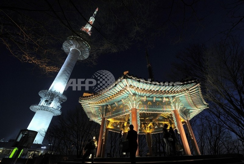 韓国で深夜の消灯令、中東情勢による原油高騰で