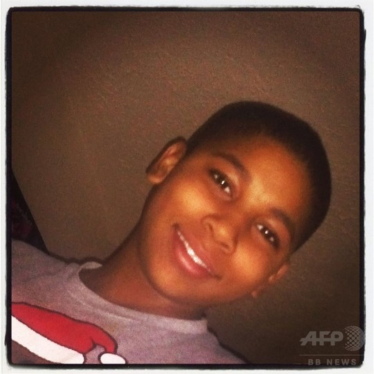 模造銃持った黒人少年、警官に撃たれ死亡 米クリーブランド