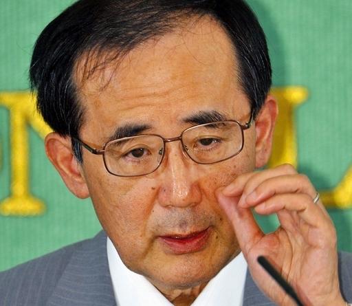 日銀総裁、国内景気「停滞続ける」