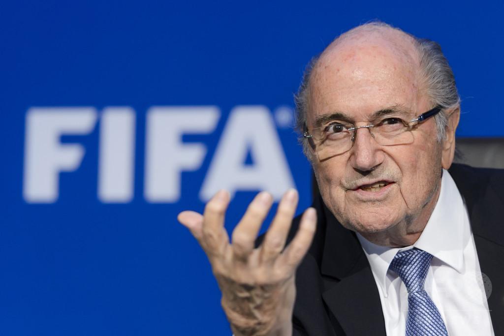 ブラッター会長、鄭氏に不快感―「FIFAは腐敗した組織」発言で