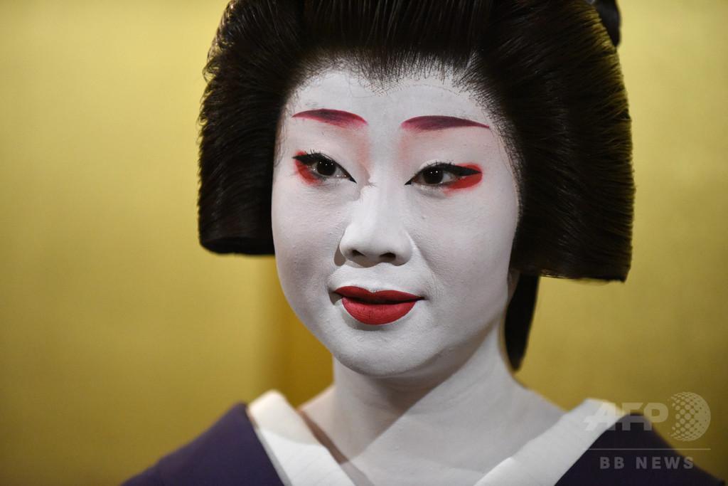【AFP記者コラム】京都、ある芸者へのインタビュー
