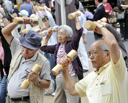 100歳以上が過去最多、厚労省