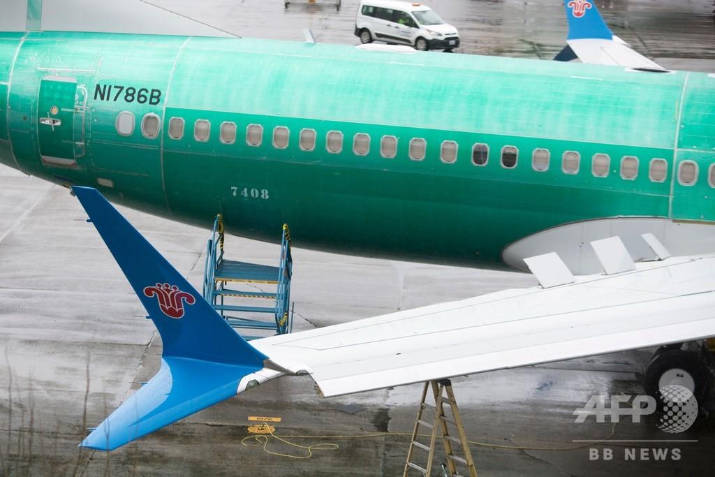 ボーイング737型機、一部で主翼部品に欠陥の恐れ 点検・交換を要請