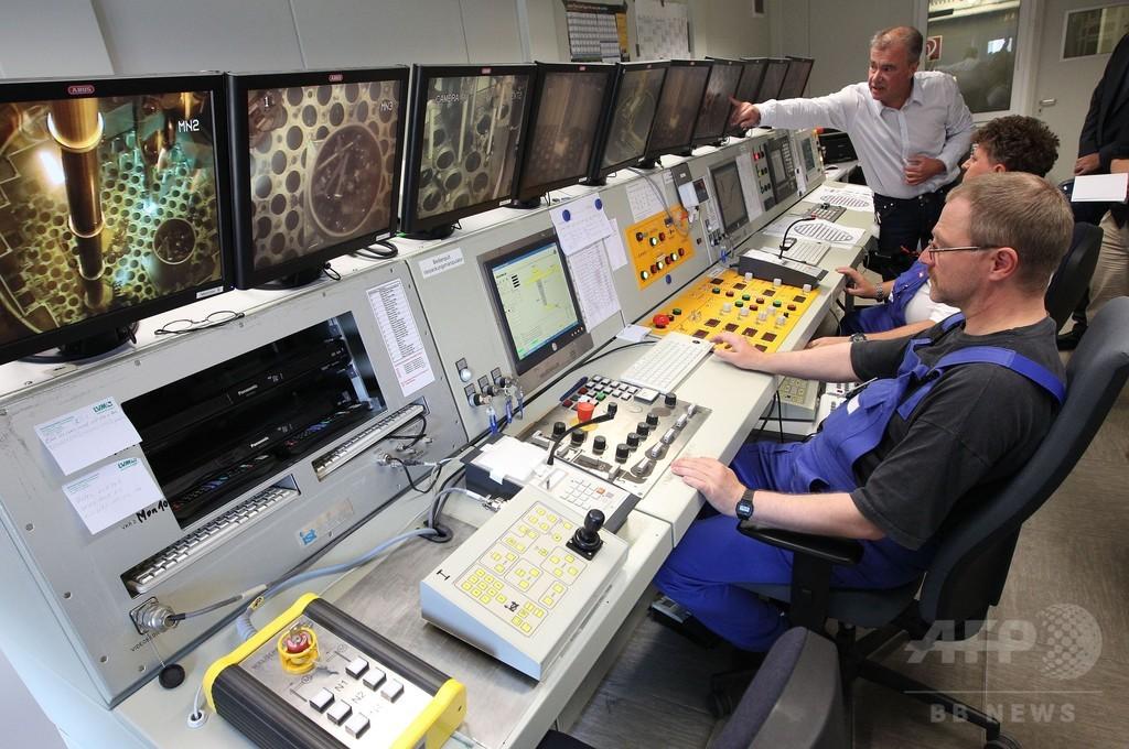 一歩ずつ進む廃炉作業、22年までに全原発停止へ ドイツ