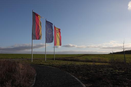 ドイツの小さな村、ブレグジットでEUの「中心地」に
