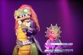 「恐竜ヘビメタバンド」に子どもたち大熱狂、フィンランド