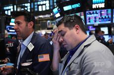 株価急落、慢心した投資家に不意打ち