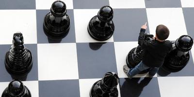 大きなチェス盤、頭脳より体力の勝負?アルメニア