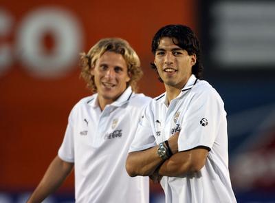 ウルグアイ代表 W杯予選パラグアイ戦の試合会場を視察